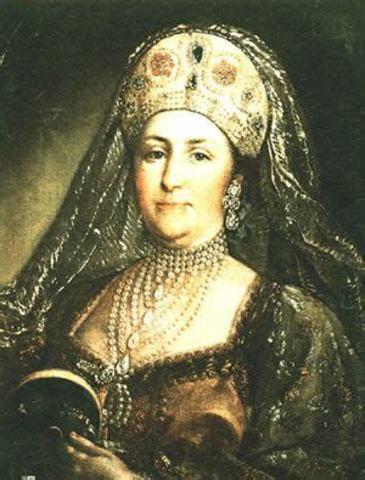 His Wife Anastasiya Died