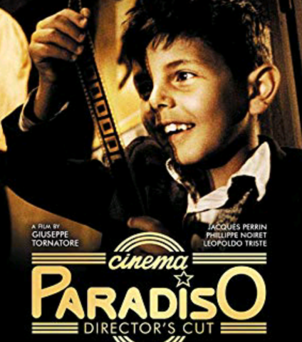 Ennio Morricone, Cinema paradiso