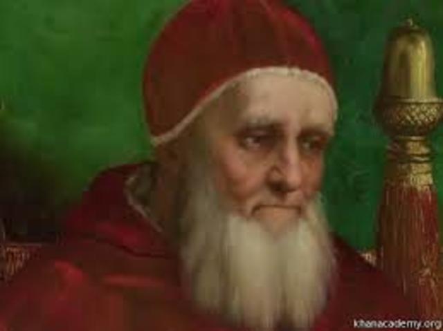 Pope Julius Elected