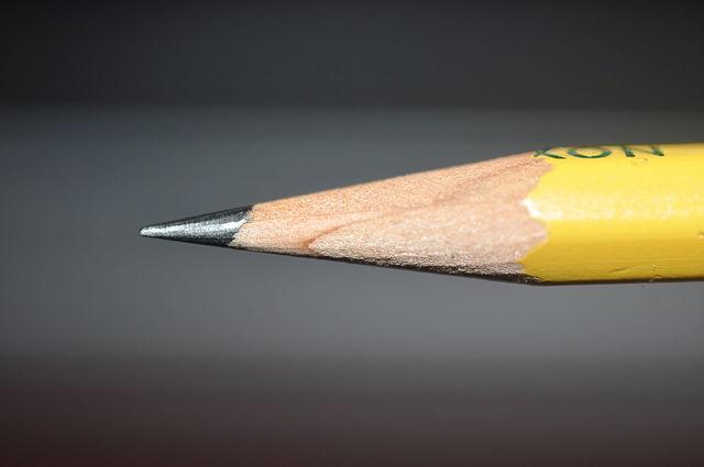 Lead Pencil Invented