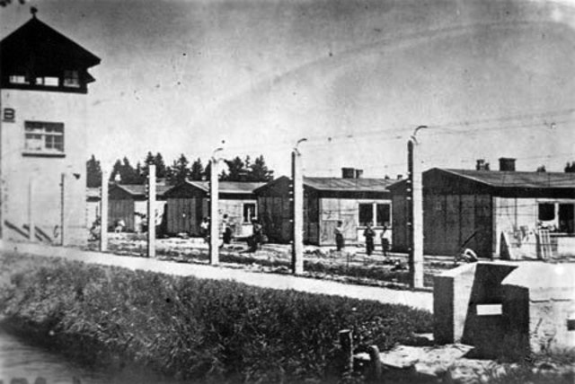 The First Concentration Camp