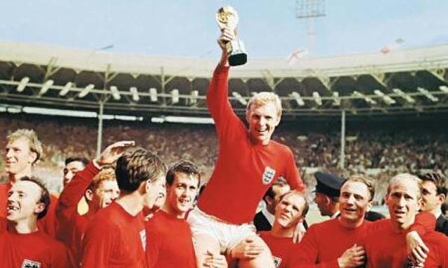 MUNDIAL 1966 - INGLATERRA