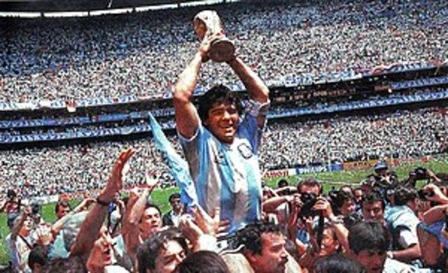 MUNDIAL 1986 - MÉXICO