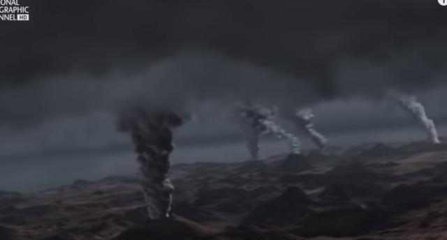 Muchos Volcanes
