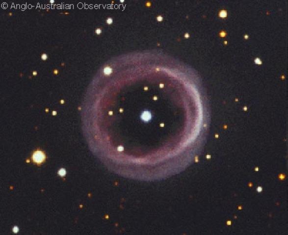 Shapley: el Sol no estaba en el centro de la Galaxia