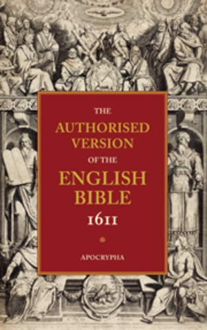 The Authorized version of the Bible,
