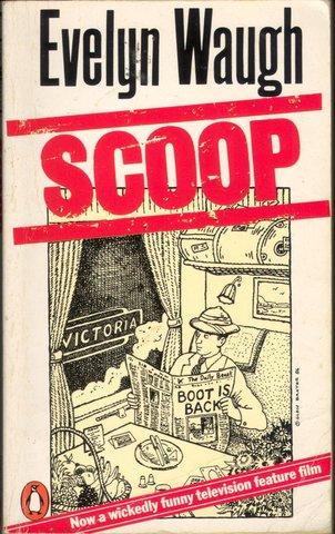 Fleet Street novel, Scoop