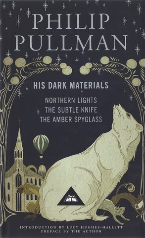His Dark Materials.