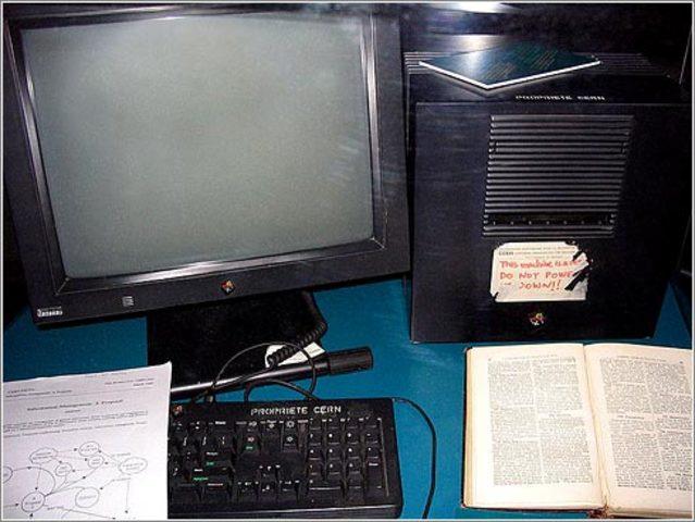 Primer Servidor Web