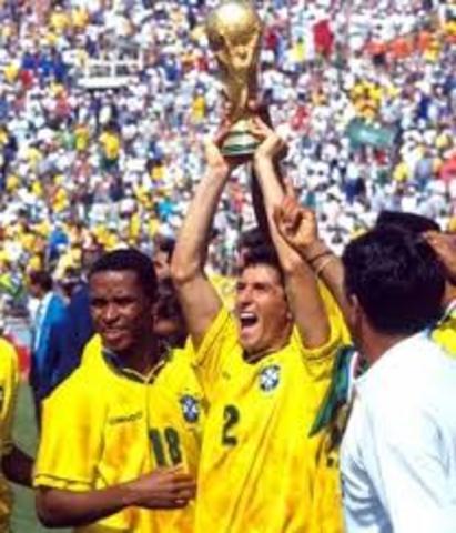 Victoria de Brasil por cuarta vez