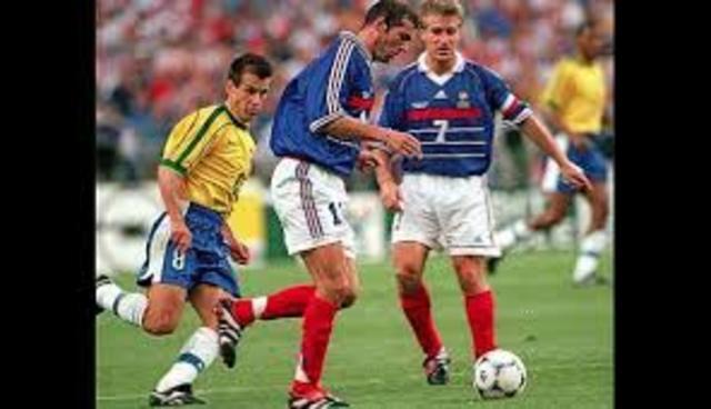 victoria de Francia  por primera vez