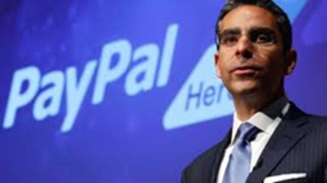 Paypal quiere comprar Facebook