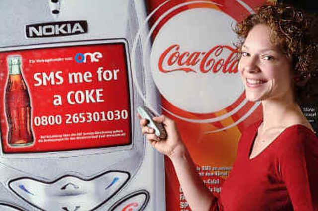 Ejemplo de  Coca Cola