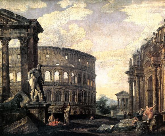 Conquista de Roma per Odoacre