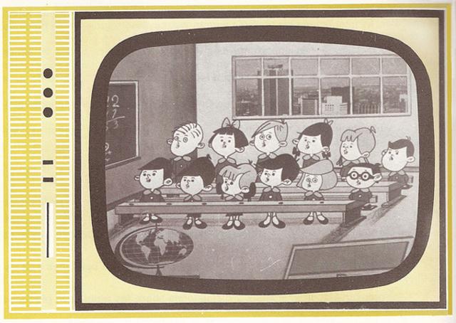 La TELEVISIÓN Educativa