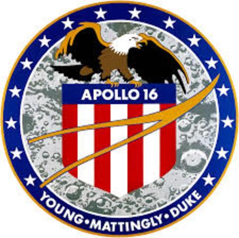 Apolo 16