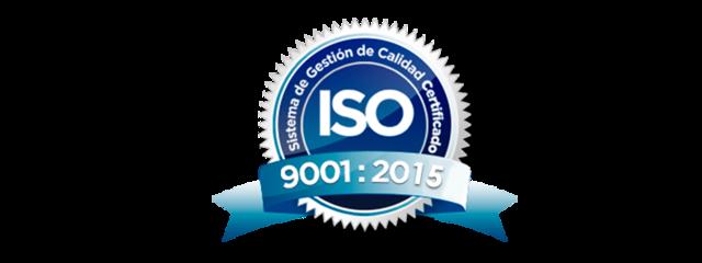 ISO 9001 AÑO 2015 1