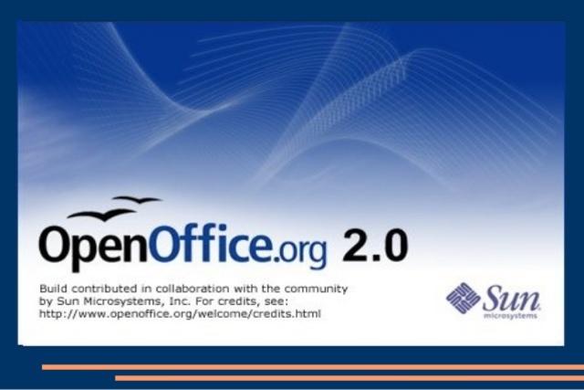 OpenOffice 2.0