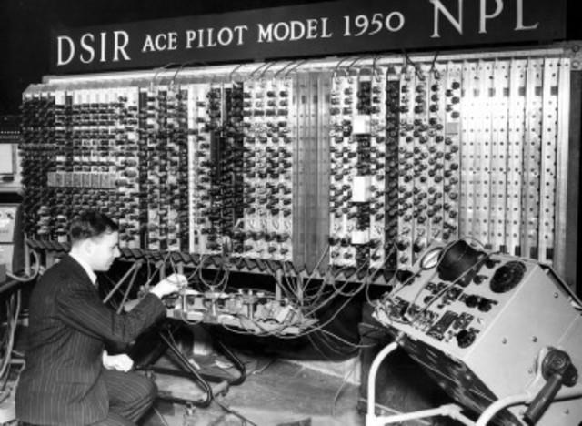 Alan breaks German Naval Enigma System