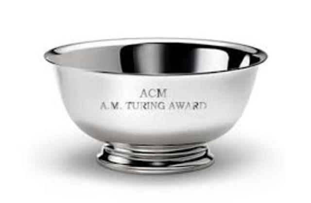The Turing Award is established