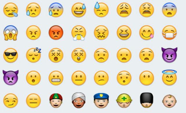 Nacimiento de Emoticonos
