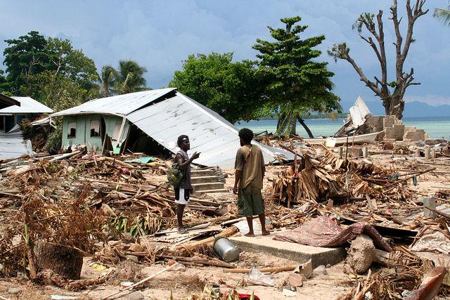 Papua New Guinea Quake (Papua New Guinea)