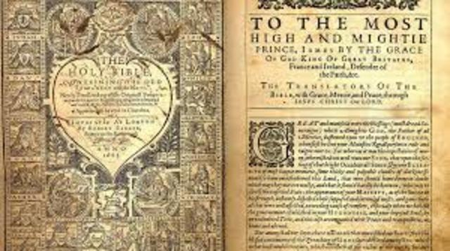 Literary works from 1604 to 1611.