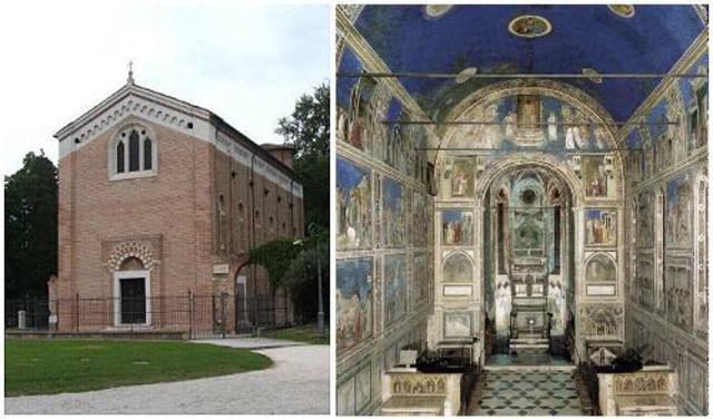 Giotto: La capilla de arena