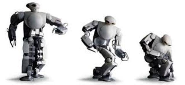 El inventor británico C. W. Kenward solicitó su patente para diseño de robot.    Patente británica emitida en 1957.