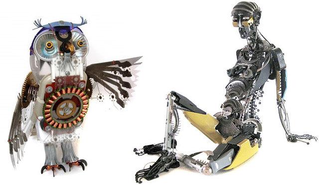 Se introdujo el primer robot comercial por Planet Corporation. estaba controlado por interruptores de fin de carrera.