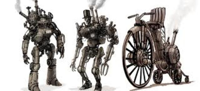 Se introdujo el primer robot 'Unimate'', basada en la transferencia de artic.    programada de Devol. Utilizan los principios de control numérico para el    control de manipulador y era un robot de transmisión hidráulica.