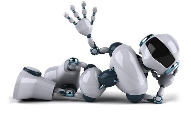 Un robot móvil llamado 'Shakey'' se desarrollo en SRI (standford Research    Institute), estaba provisto de una diversidad de sensores así como una cámara de visión y sensores táctiles y podía desplazarse por el suelo.