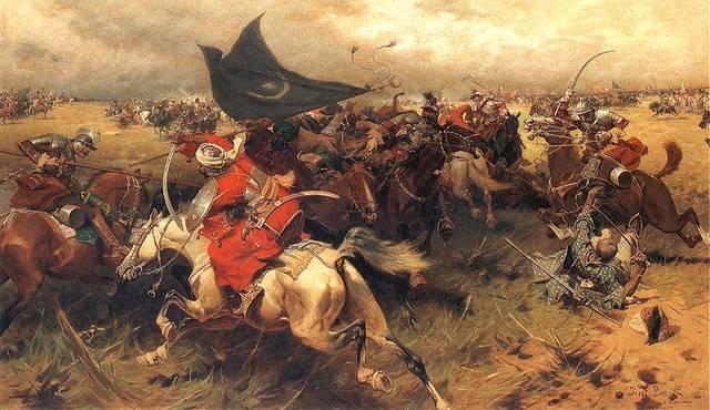 Comienzo de la invacion otomana