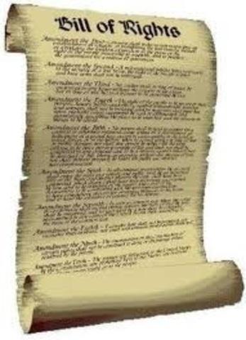 Carta de derechos