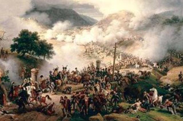 Krigen brød ud mellem England og Frankrig, hele Europa, Indien og Nordamerika kom med i denne krig, det sluttede i 1763