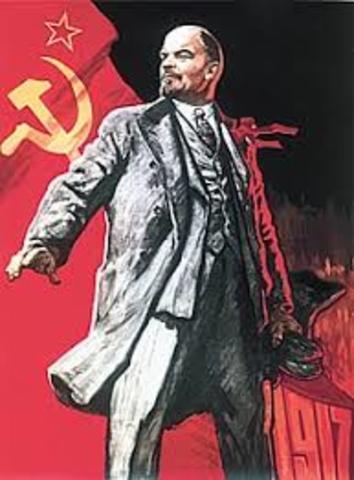 Ленин и революция. 25 октября 1917г.