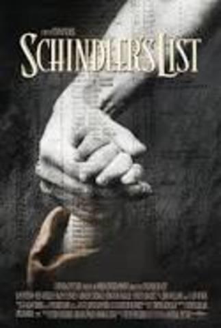 LA LISTA DE SCHINDER
