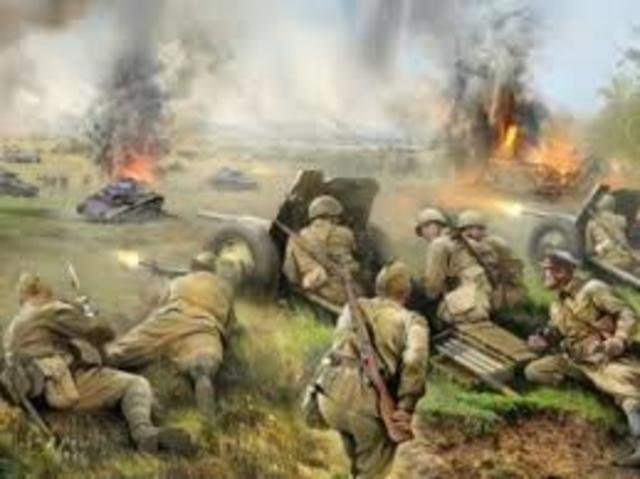 Великая Отечественная война1941-1945гг.
