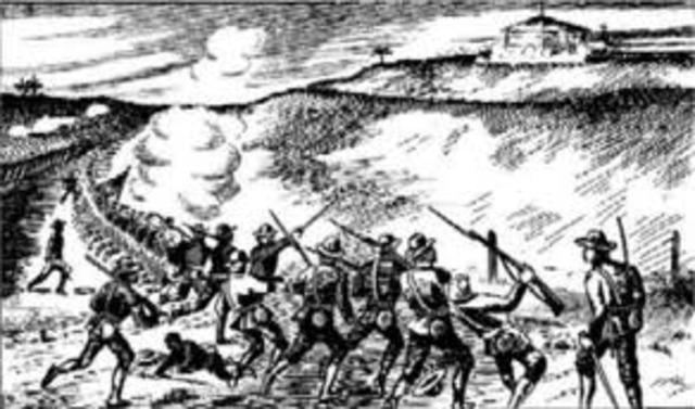 El Caney and San Juan Hill (Span Am War)
