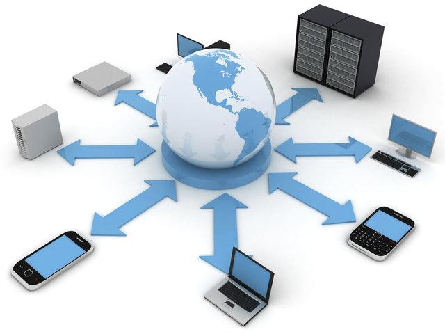 Aparecen: Redes de área local y global, y Comunicadores Digitales.