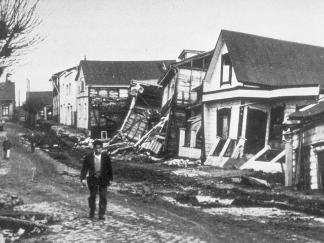 Great Chilean Earthquake (Chile)