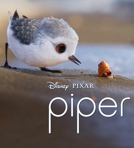 Oscar-winning Piper released