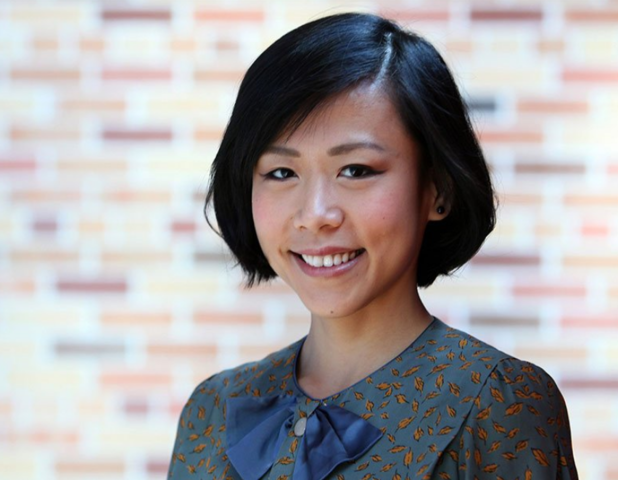 Domee Shi: first female Pixar director