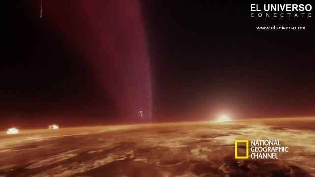 Nacimiento de la luna