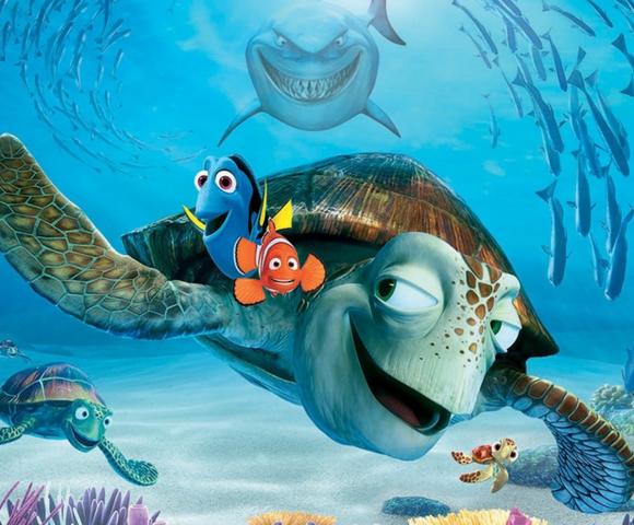 Finding Nemo: First Feature Oscar