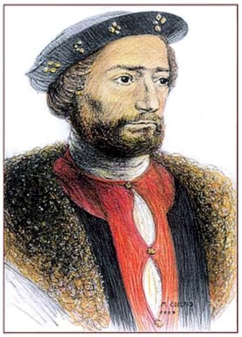 Gilles Persone de Roberval  (1602- 1675).Cuadratura de la Cicloide