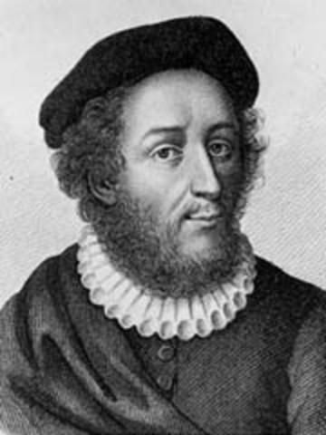 Nicolás Oresme (1323-1382) Potencias Racionales-Series Infinitas