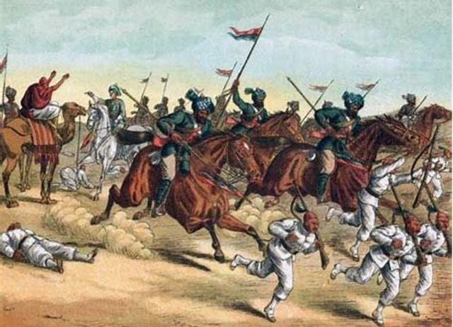Oorlog Egypte