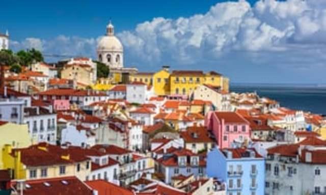 Lisbon Earthquake, Portugal
