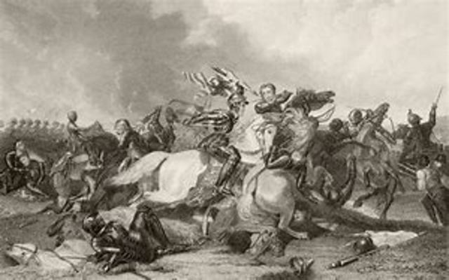 Richard III is killed in battle